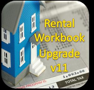 Rental Workbook v11 Upgrade