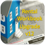 GREEN VERSION Rental Workbook Tax Year Upgrade